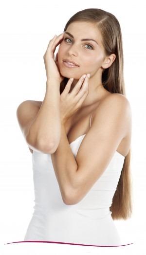 Silk'n tartós szőrtelenítő - arcon is használható